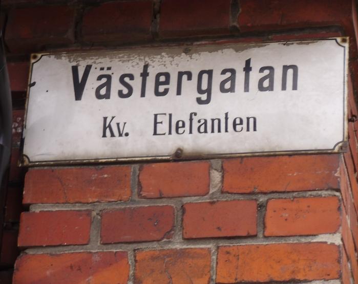Västergatan Idegatan