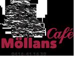Möllans Cafe i Sjöbo Logotyp